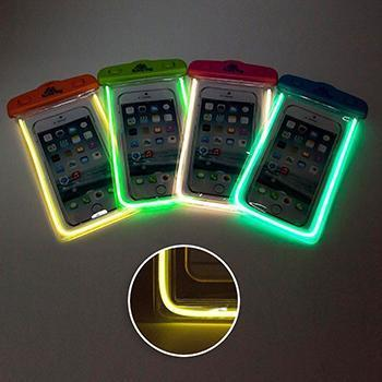 Image of Universal Neon Waterproof Pouch (5 Colors Available) - The Trendy Hero