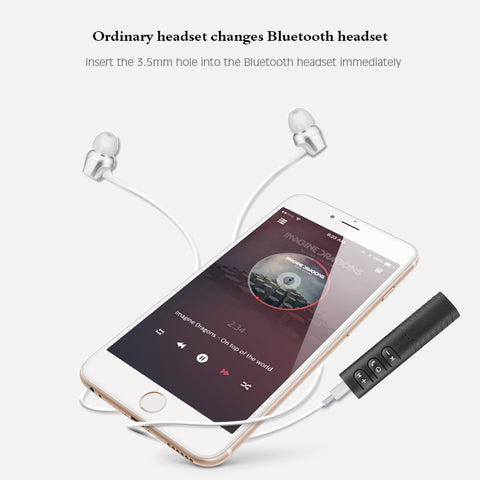 Bluetooth Aux Reciever - The Trendy Hero