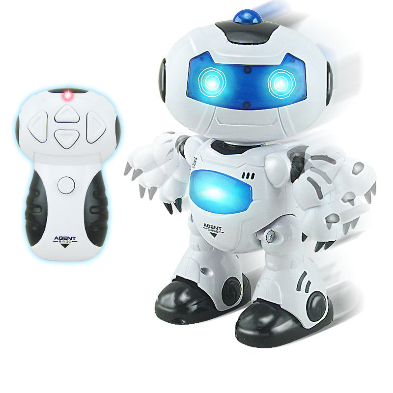 SMART DANCING ROBOT RC TOY WITH MUSIC - The Trendy Hero