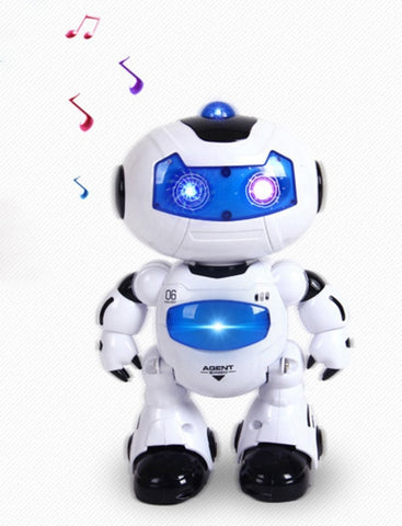 Image of SMART DANCING ROBOT RC TOY WITH MUSIC - The Trendy Hero