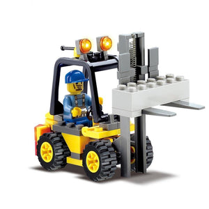 Construction Field Engineer + Forklift Bundle