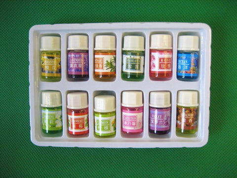 Image of Essential Oil Aromatherapy Kit - The Trendy Hero