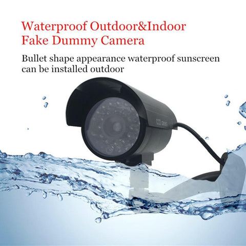 Image of Dummy Security Camera - The Trendy Hero