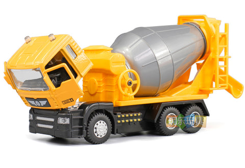 Concrete Truck - The Trendy Hero