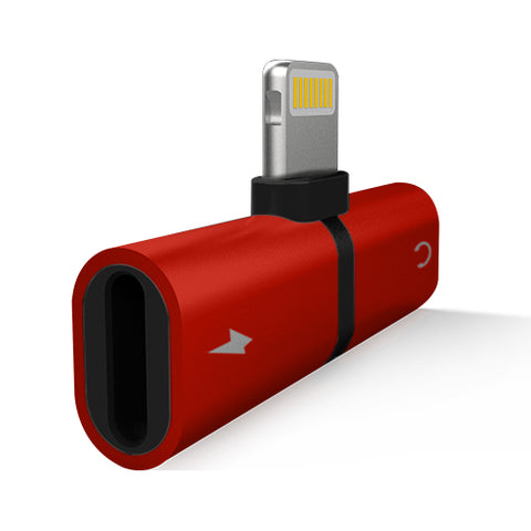 Image of 4 in 1 Lightning Adapter for iPhone - The Trendy Hero