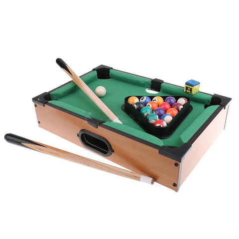 Mini Tabletop Pool Set - The Trendy Hero