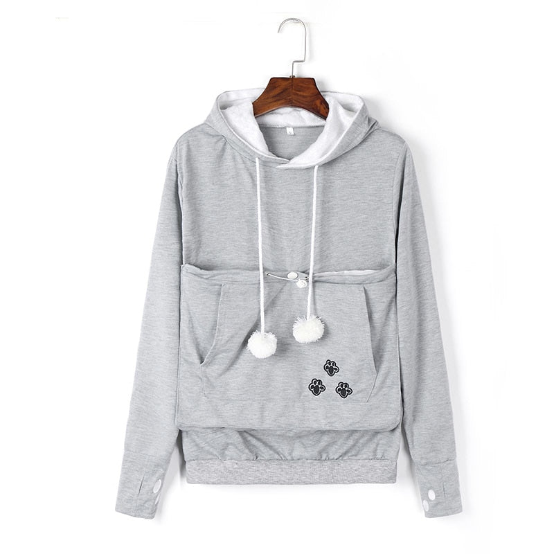 Pet Pouch Hoodie - The Trendy Hero
