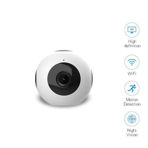360 Mini Wifi Cam - The Trendy Hero