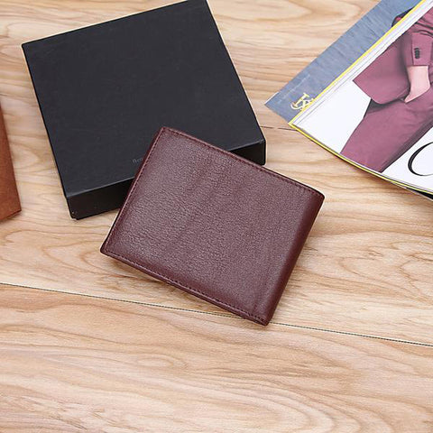 Smart Anti-Theft Wallet - The Trendy Hero