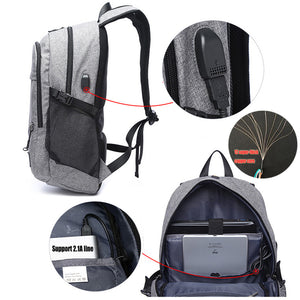 Goat Bag Sport Backpack with Laptop Sleeve