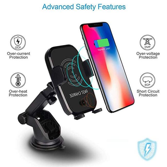 Automatic Sensor Wireless Charger - The Trendy Hero