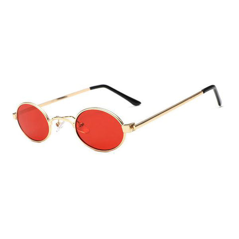 Image of Trendy Oval Glasses - The Trendy Hero