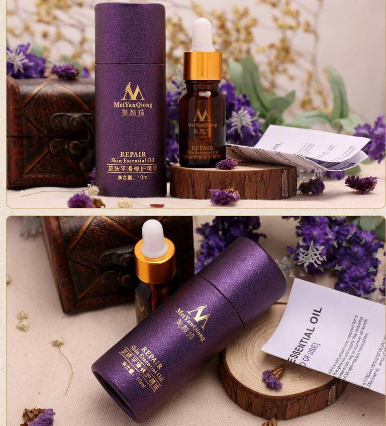 Lavender Essential Oil Skin Treatment - The Trendy Hero