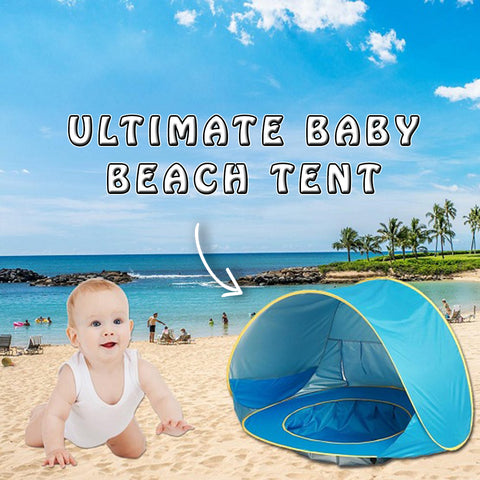 Image of Ultimate Baby Beach Tent - The Trendy Hero
