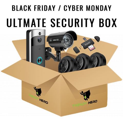 Black Friday Ultimate Security Box - The Trendy Hero