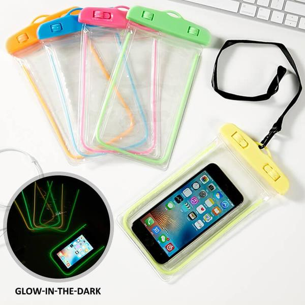 Universal Neon Waterproof Pouch (5 Colors Available) - The Trendy Hero