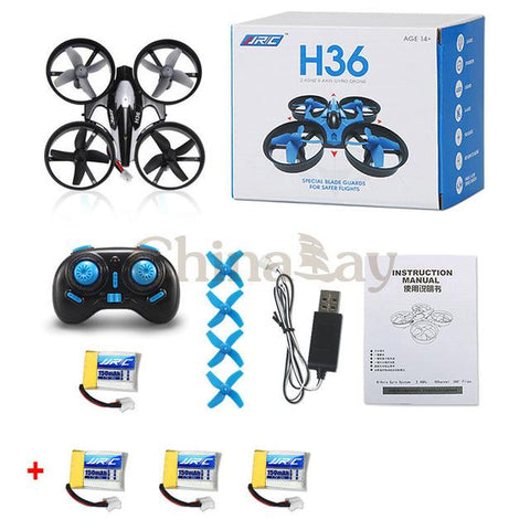 H36 JJRC Mini Quadcopter - The Trendy Hero