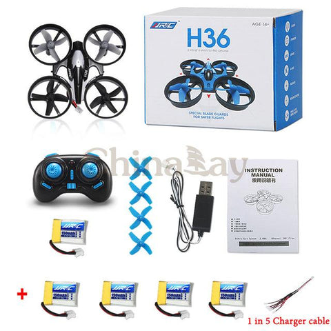 Image of H36 JJRC Mini Quadcopter - The Trendy Hero