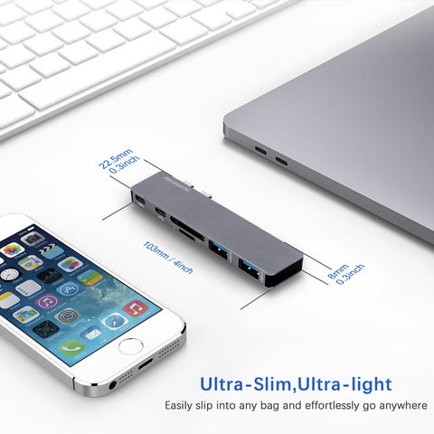 USB-C Hub for MacBook Pro - The Trendy Hero