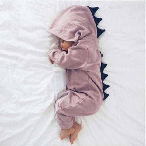 Image of Baby Dinosaur Romper - The Trendy Hero