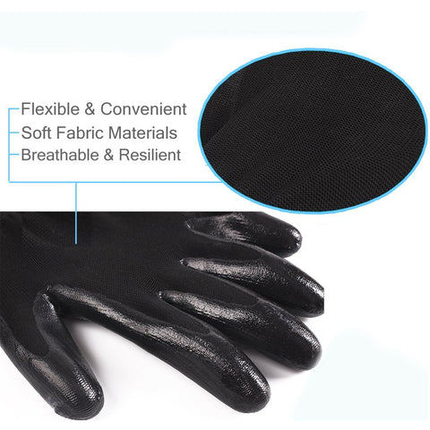 Image of Dog Grooming Gloves - The Trendy Hero