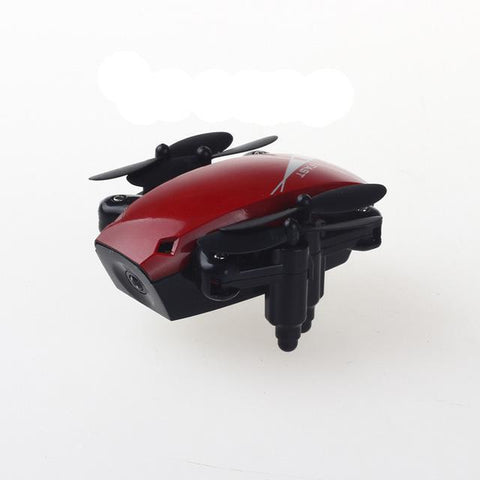 Image of AeroCraft Mini Folding Drone - The Trendy Hero