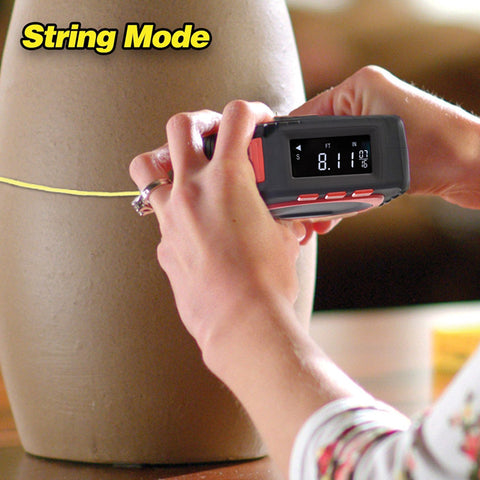 Image of Measure King 3-in-1 Digital Tape Measure - The Trendy Hero