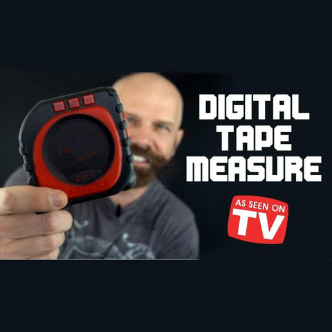 Measure King 3-in-1 Digital Tape Measure - The Trendy Hero