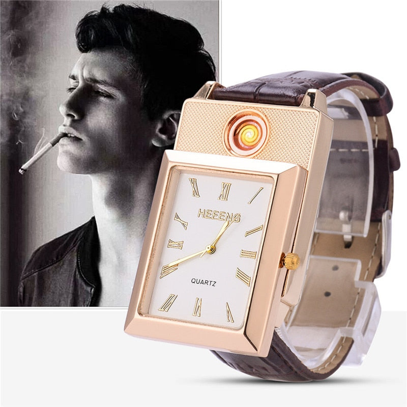 "Briquet Montre ""Fashion"""