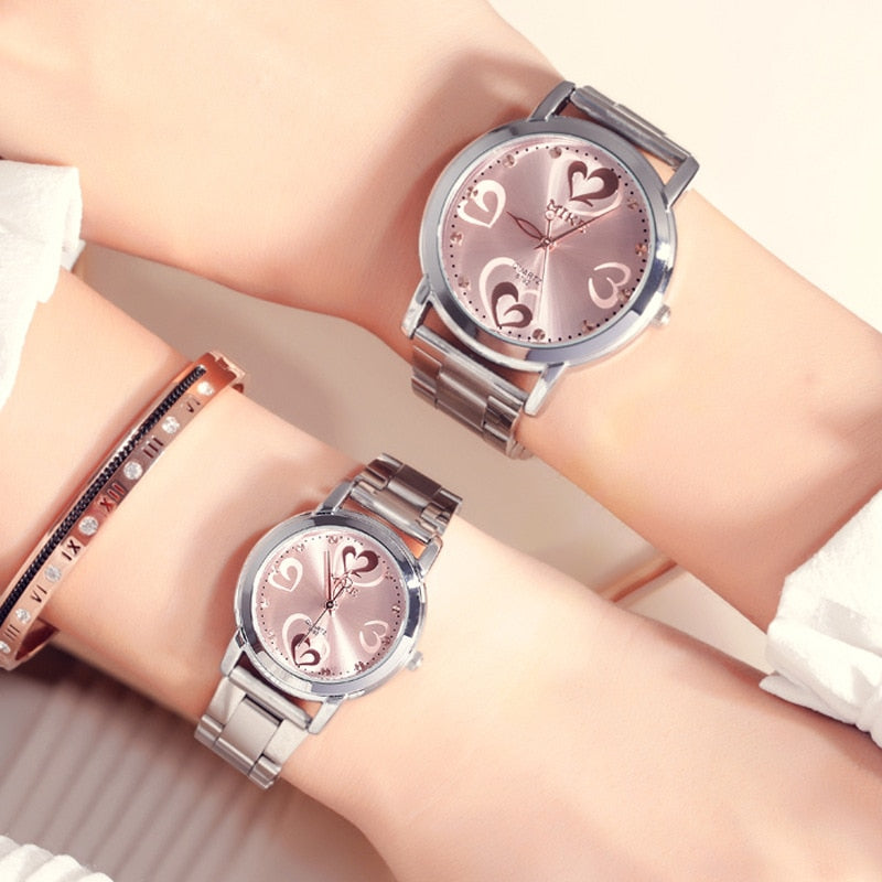 "Couple Montre ""Mike"""