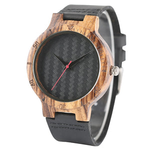 "Bambou Montre ""Weave"""