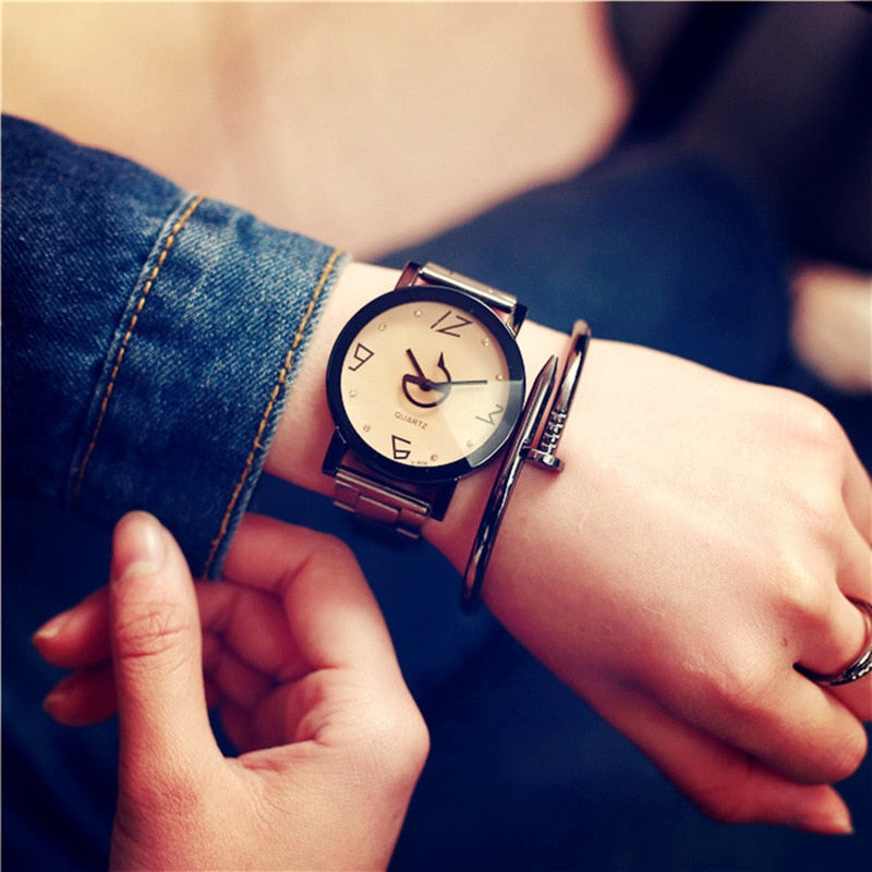 "Couple Montre ""Amand"""