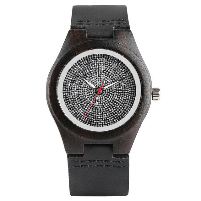"Bambou femme Montre ""Mtime"""