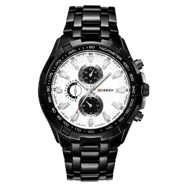 "Militaire Montre ""Curren"""