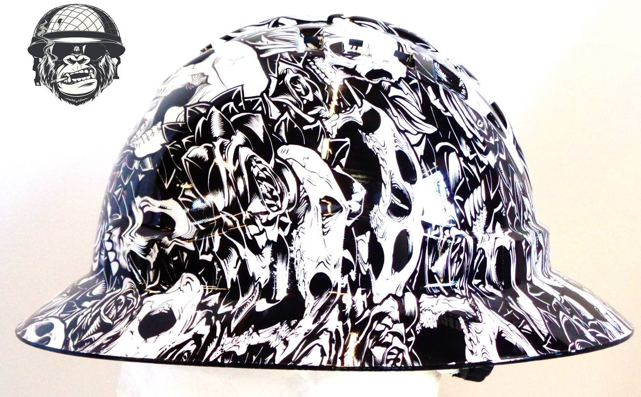 Full Brim Hard Hat - Headcase; Cool Hard Hats NZ