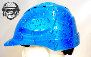 V9 Cap Hard Hat - Raindrop; Cool Hard Hats NZ