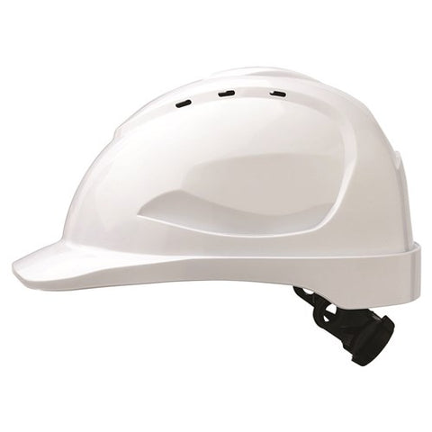Standard Hard Hat - Plain V9 Style Cap; Cool Hard Hats NZ
