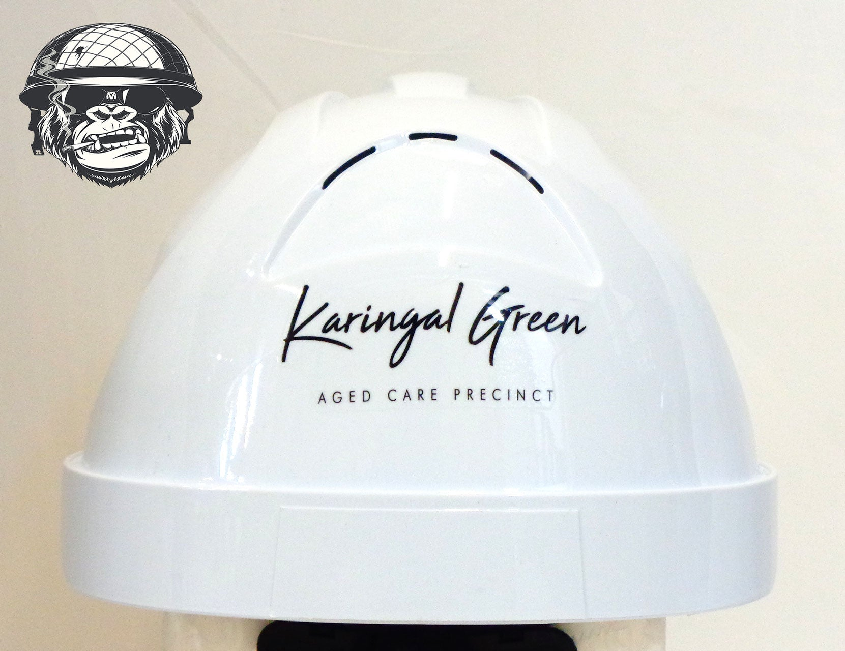 Custom Hard Hat - Cap Style Custom Hard Hats; Cool Hard Hats NZ