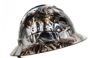 Full Brim Hard Hat - Eddy; Cool Hard Hats NZ
