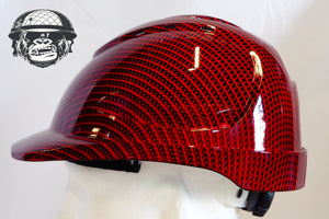 V9 Cap Hard Hat - CARBON; Cool Hard Hats NZ