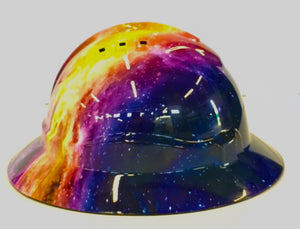 Full Brim Hard Hat - Orbit; Cool Hard Hats NZ