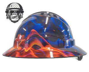 Inferno Full Brim Hard Hat