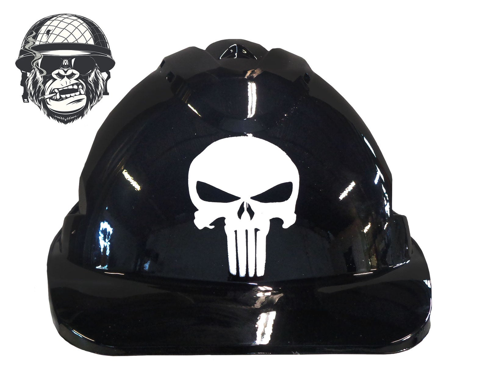 Punisher Cap Hard Hat