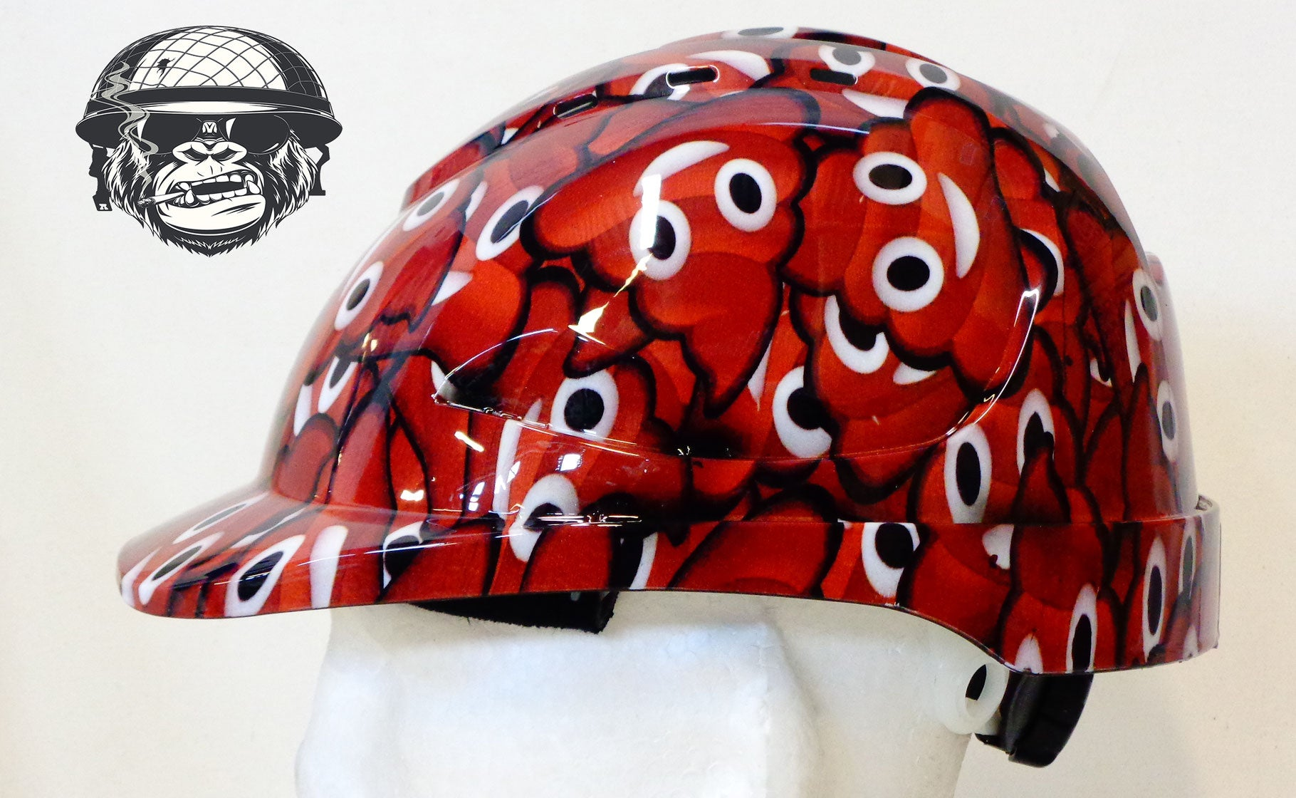 V9 Cap Hard Hat - Poo; Cool Hard Hats NZ