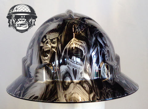 Miner Hard Hat - Eddy; Cool Hard Hats NZ