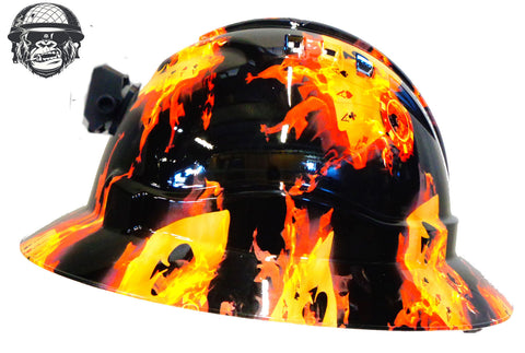 Miner Hard Hat - Poker; Cool Hard Hats NZ