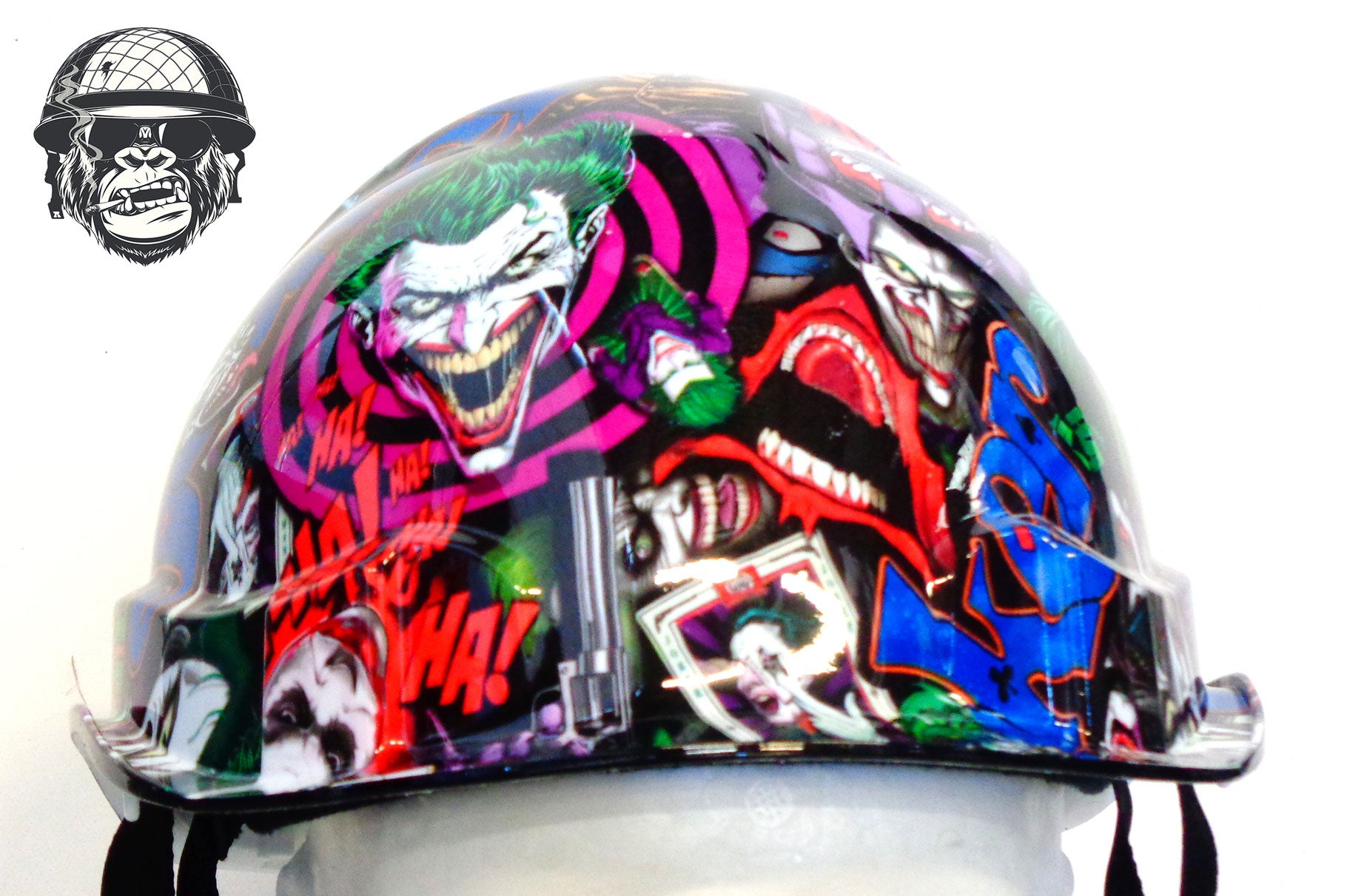 Linesman Hard Hat - Gotham; Cool Hard Hats NZ