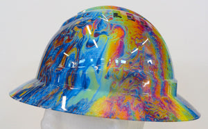 Full Brim Hard Hat - Paint; Cool Hard Hats NZ