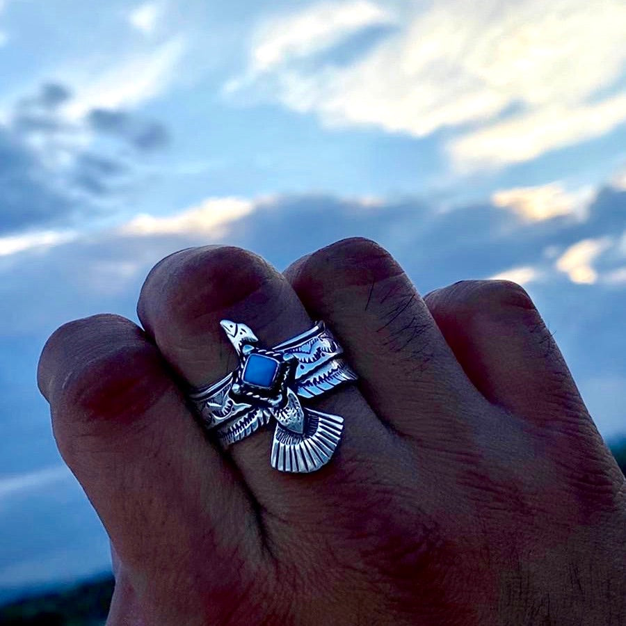 *THUNDERBIRD* Unisex Ring