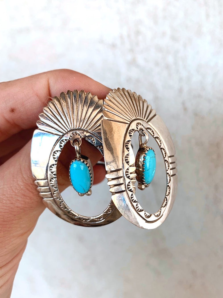 RTS ♢ SELAH  Concho Earrings